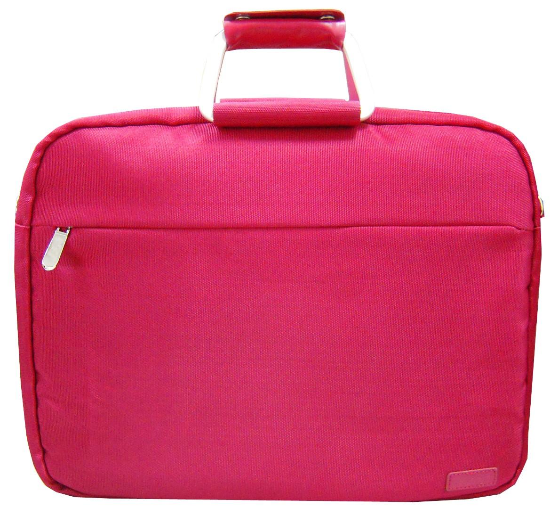 (ANT-0002)時尚素面手提兩用電腦包/Fashion laptop bag